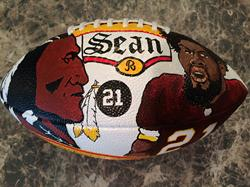 Sean Taylor, Redskins, Football