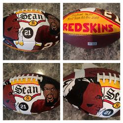 Sean Taylor, Redskins, ST21, Football
