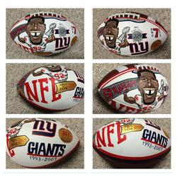 NY Giants, Michael Strahan, Football, Hall of Fame